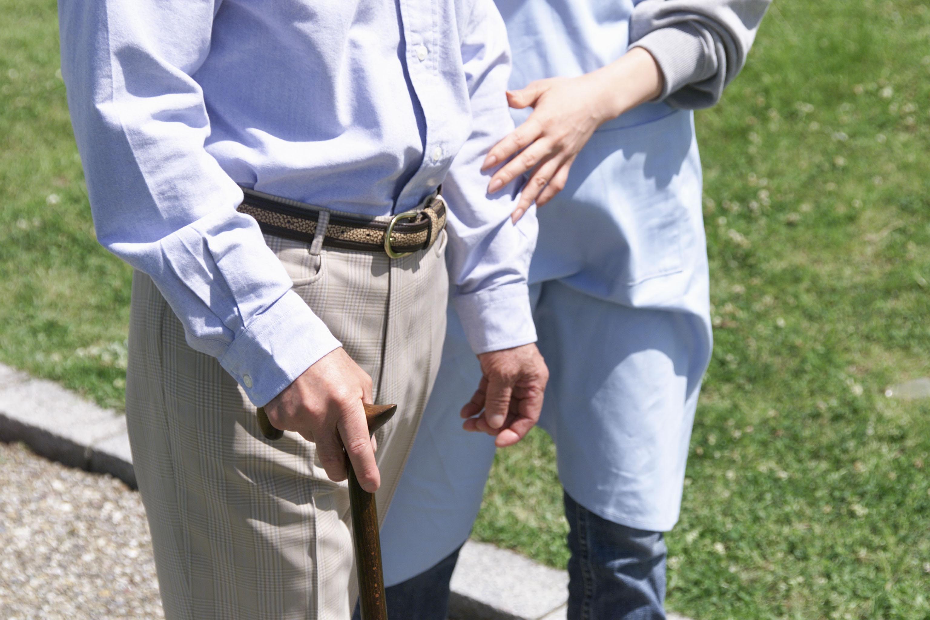 日本人高齢者を受け入れる介護サービス