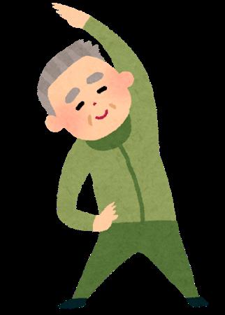 高齢者ニュース 運動能力調査