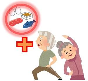 サルコペニア肥満 食事と運動