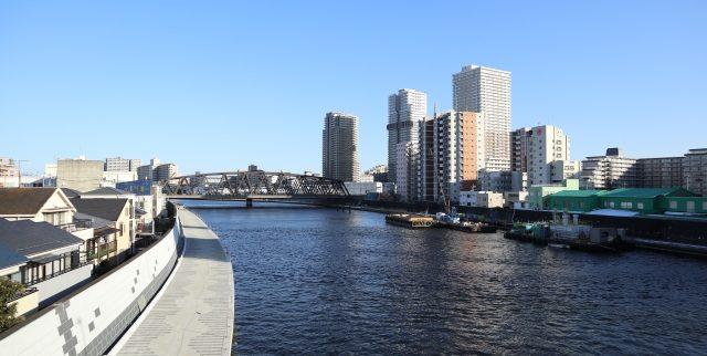 足立区の街情報|千葉・埼玉と隣接し、豊かな川が古くから人々を繋ぐ町(東京都)