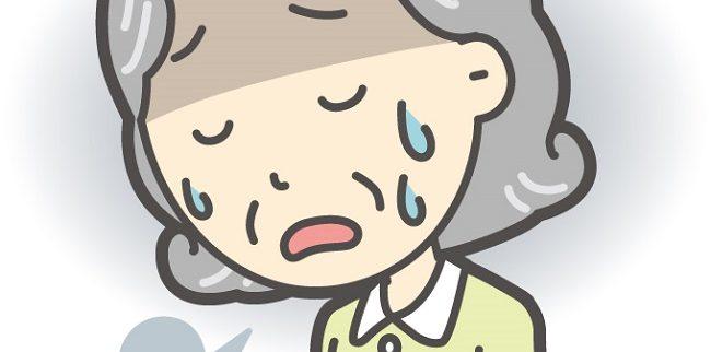 認知症と間違えやすい「老人性うつ」|その症状、放っておいて大丈夫?