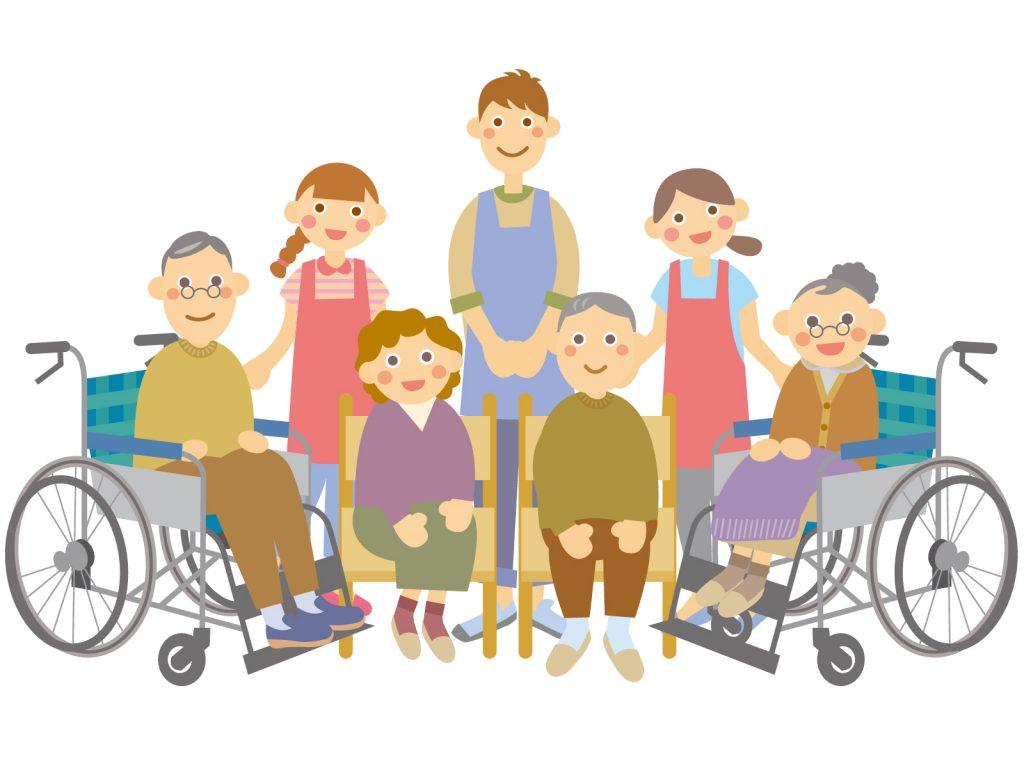 特養と有料老人ホーム