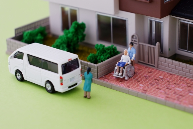 杉並区の介護付き有料老人ホーム