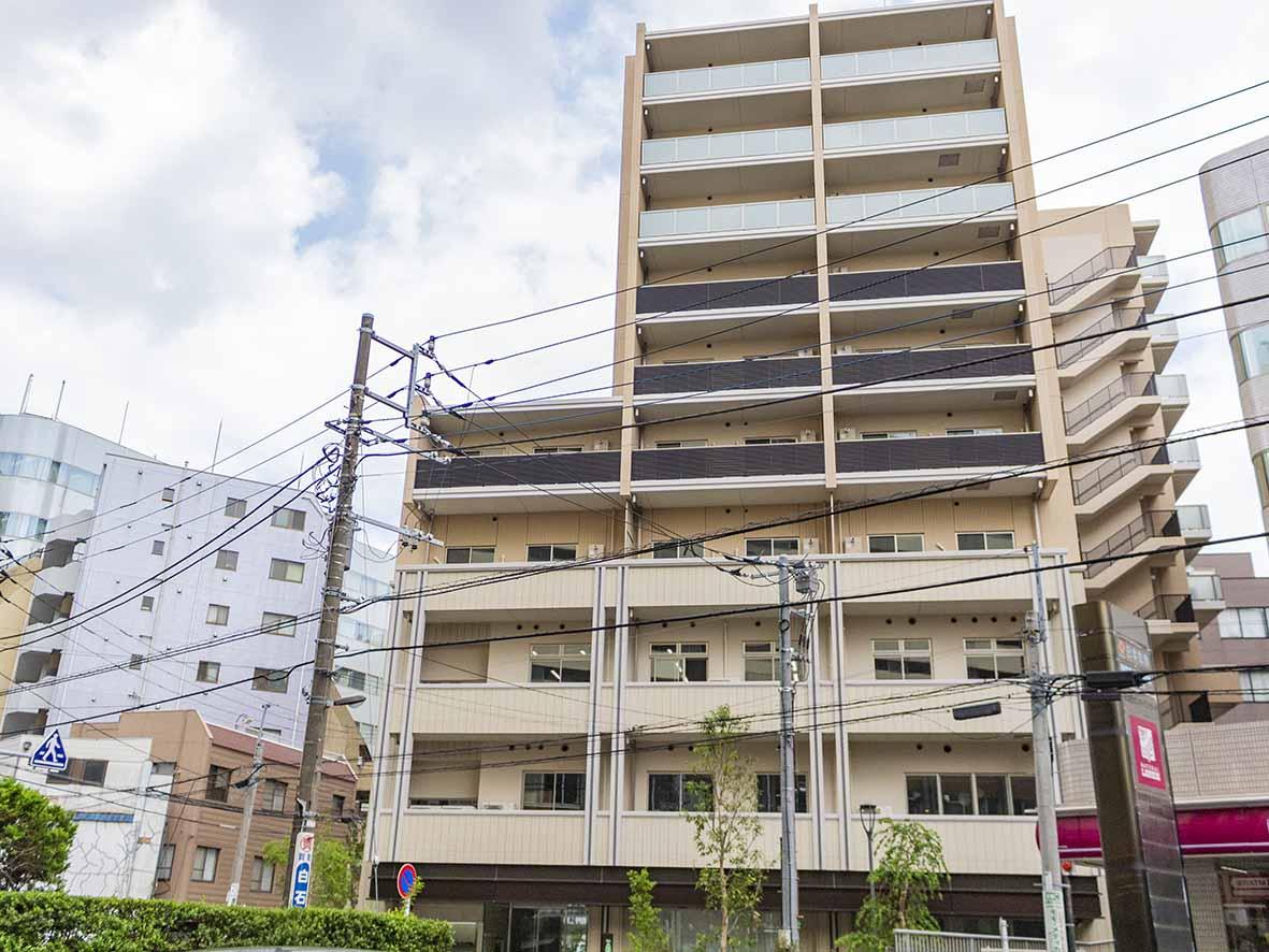 グランドマスト大塚駅前8