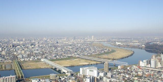 江戸川区の街情報|23区で一人当たりの公園面積が1位!