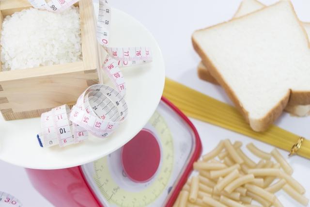 糖質制限ダイエット1